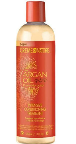 Creme of Nature Moisture and Shine Conditioner with Argan Oil