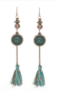 Dangle Wangle Drop Earrings
