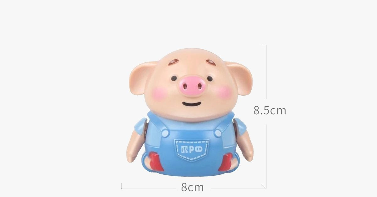 Follow My Drawing Induction Pig Toy