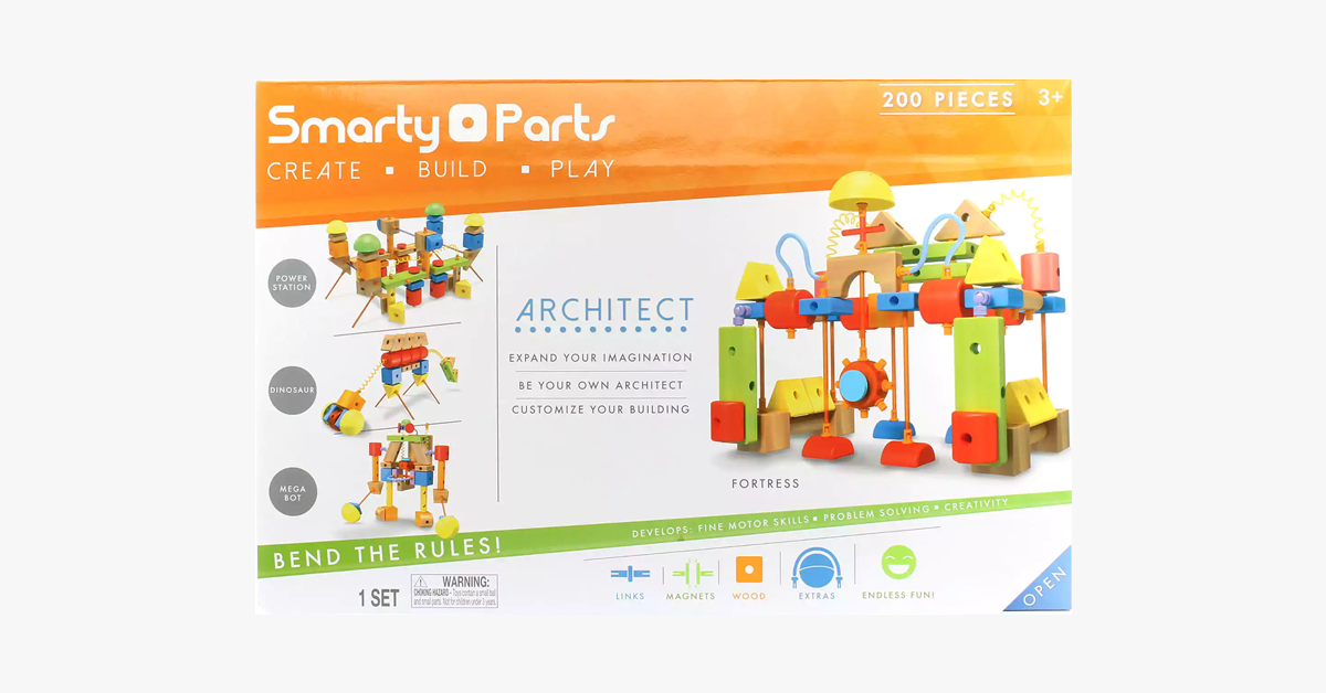Smarty Parts Architect Set