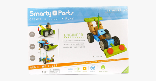Smarty Parts Engineer Set