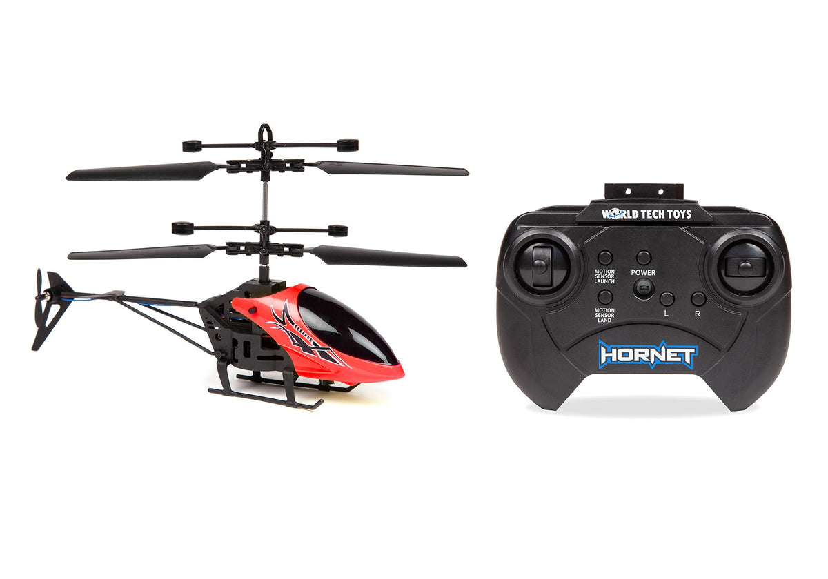 Hornet 2CH IR Helicopter (Colors May Vary)