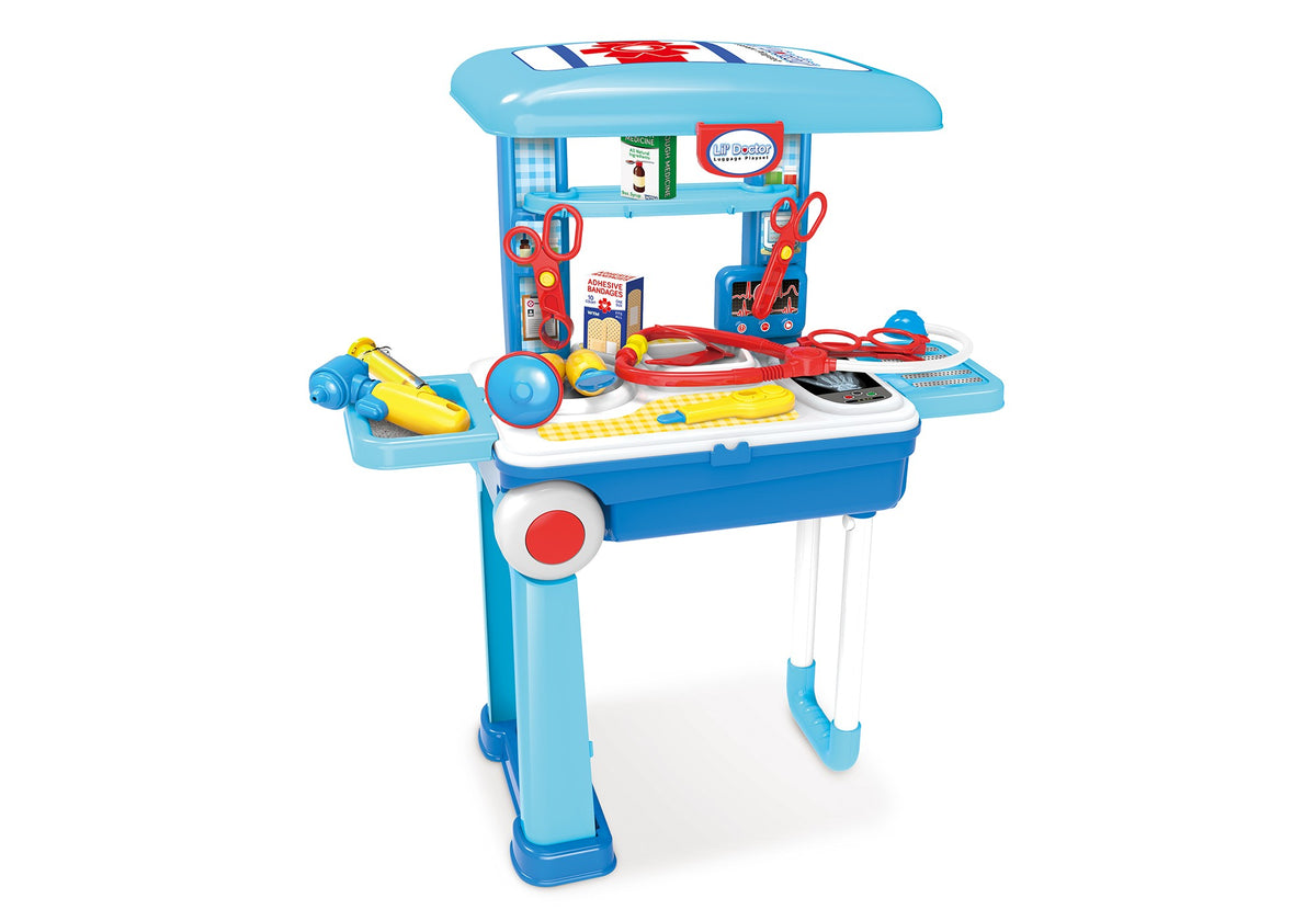 Lil Doctor Mobile Suitcase Playset