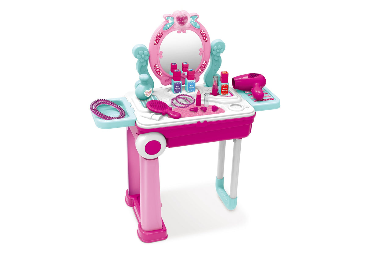 Lil Beauty Mobile Suitcase Playset