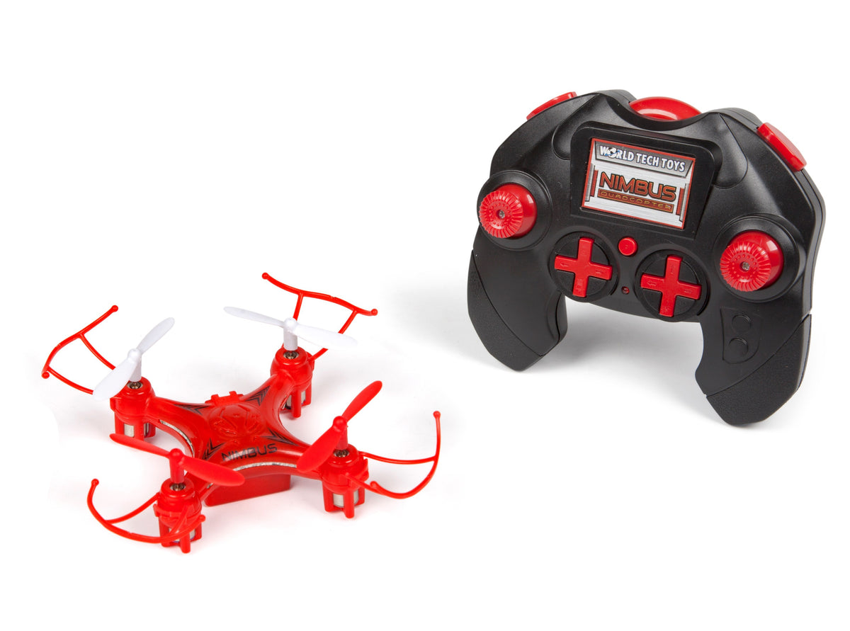 Nimbus 2.4GHz 4.5CH Mini RC Drone (Colors May Vary)