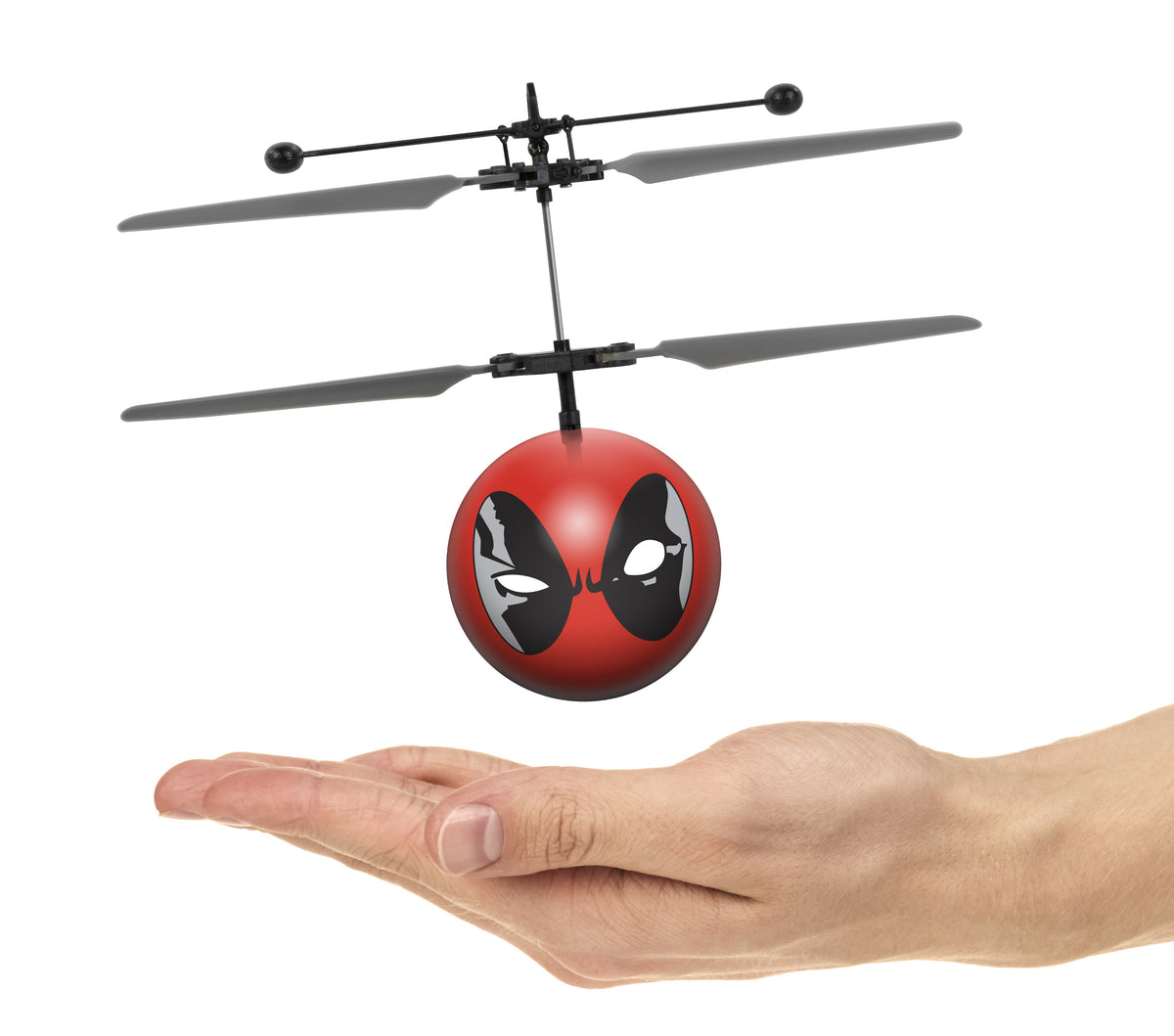 Marvel X-Men Deadpool IR UFO Ball Helicopter