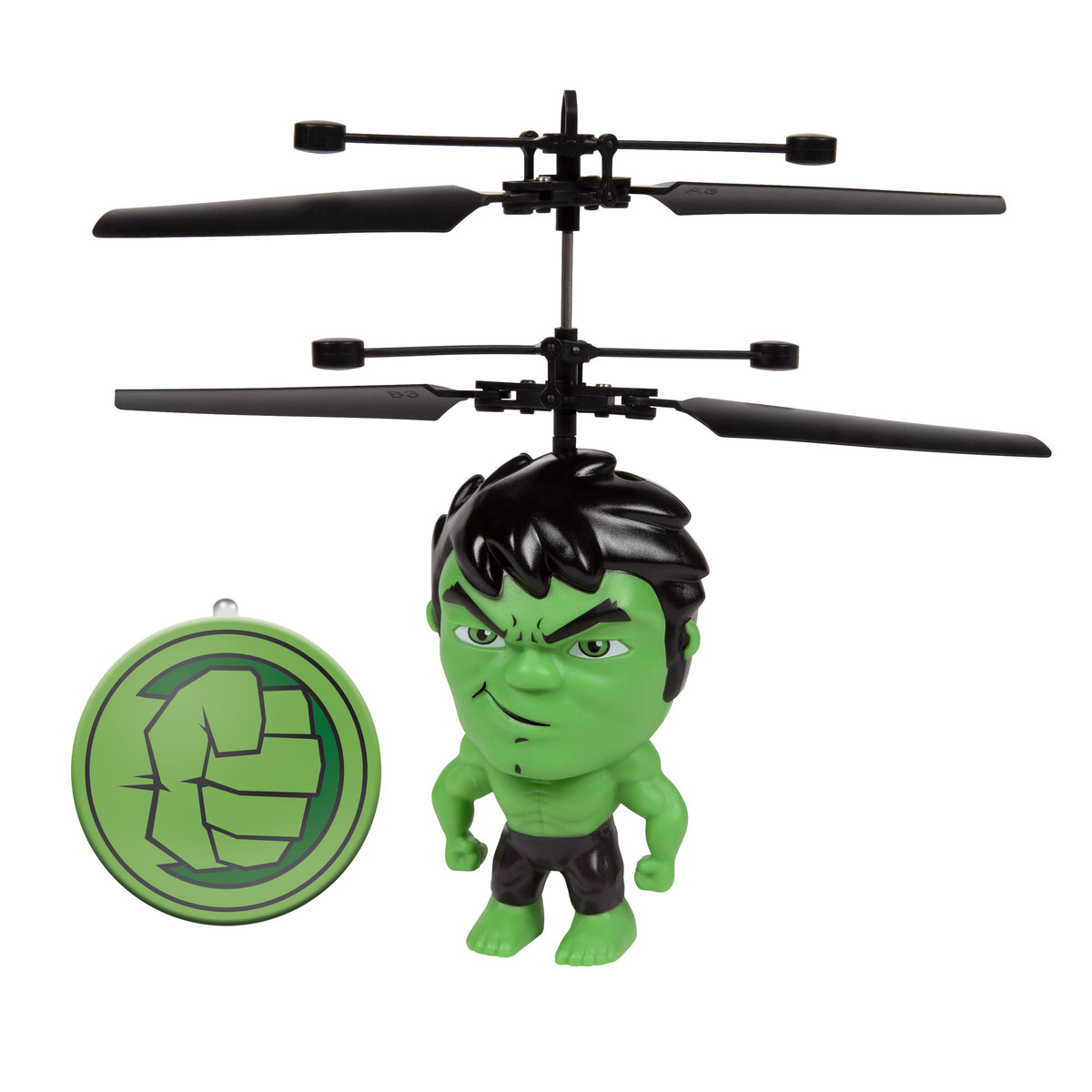 Marvel 3.5 Inch Hulk Flying Figure IR Helicopter