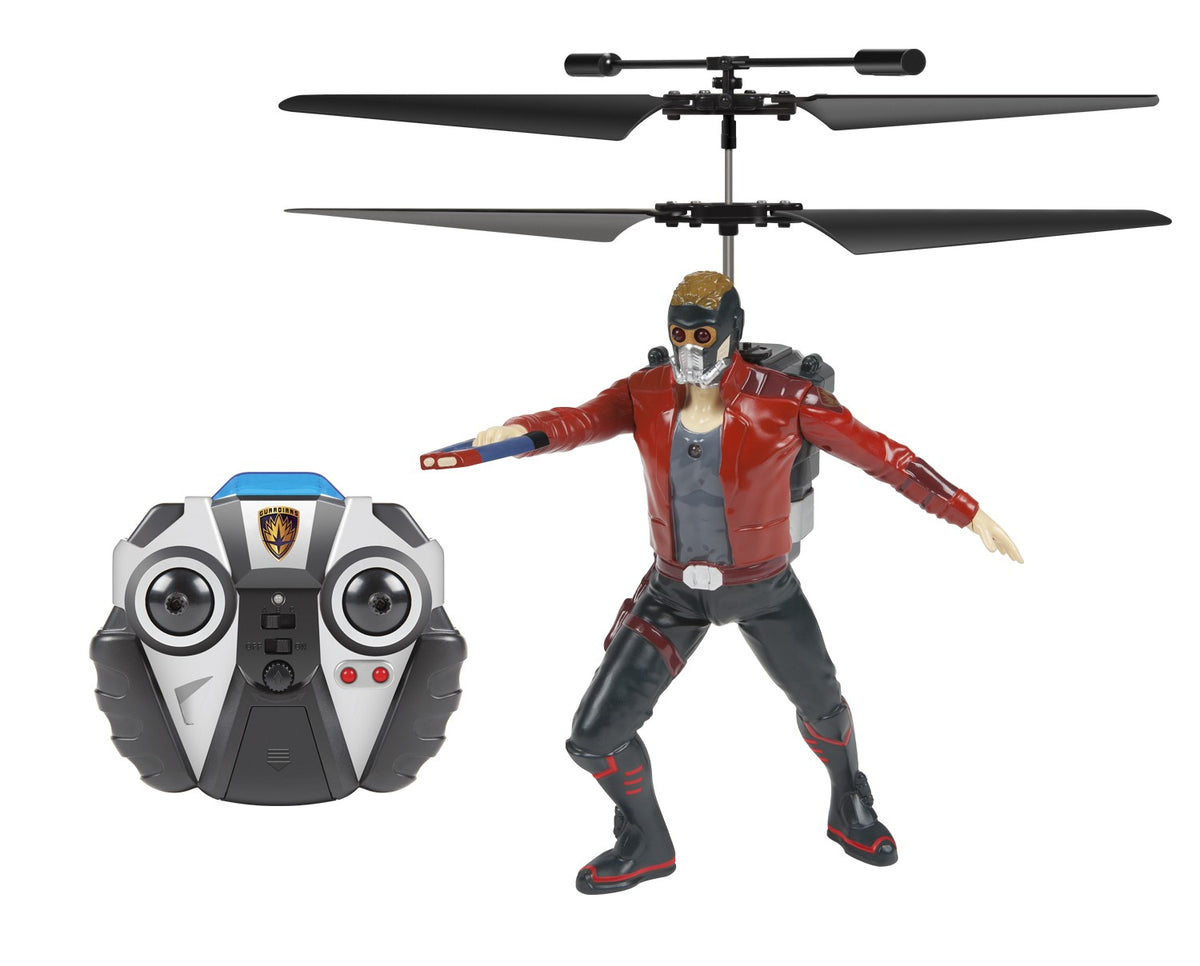 Marvel Licensed Guardians Of The Galaxy Starlord 2CH IR RC Helicopter