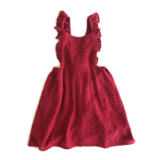 Bella and Lace Clause Carol Dress