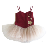 Bella and Lace Clause Nutcracker Dress