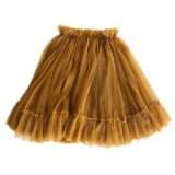 Bella and Lace Carrie Tutu Skirt - Butter Chicken Star Dust