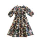 Bella and Lace Winter Dolly Dress - Poney Fields