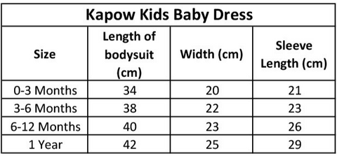kapow-kids-baby-dress-size-chart