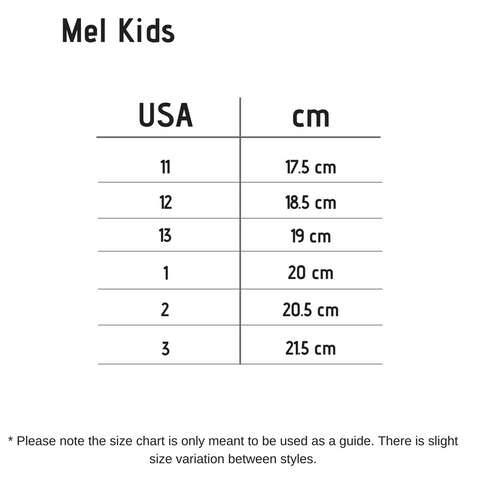 melissa-shoes-size-chart