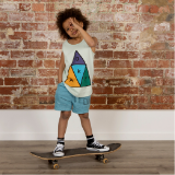 Minti Singlets for Boys