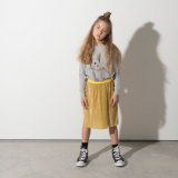 Minti Skirt Shimmer Yellow