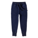 Minti Trackies Epic Denim Blue