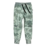 Minti Trackies Hidden Knee Mint Tie Dye