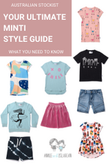 Minti - Your Ultimate Style Guide