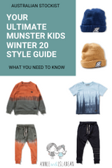 Munster Kids Winter 20 style Guide
