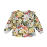 Paper Wings Roses Sweater Winter 20