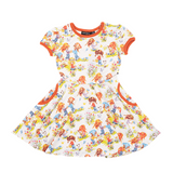 Rock Your Baby In The Summer Time Waisted Dress