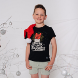 Rock Your Baby Christmas T-Shirts for Boys