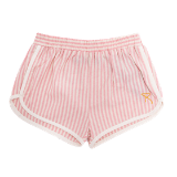 Rock Your Baby Shorts - Pink Stripe Charlie Jogger