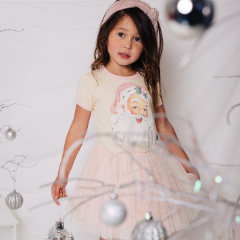 Rock Your Baby Santa Circus Dress