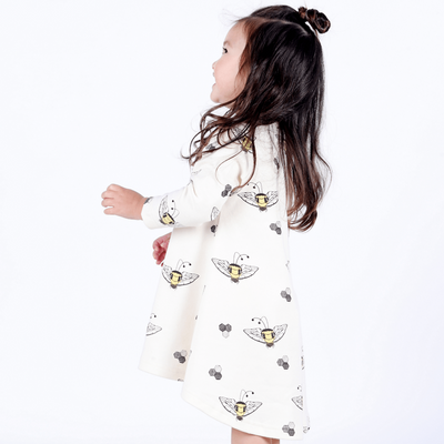 Bee Dress, Mickey Rose - Annie and Islabean