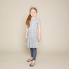 Berit Dress, WHEAT - Annie and Islabean