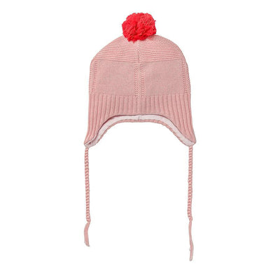 Alpine Beanie Pink, Acorn Kids - Annie and Islabean