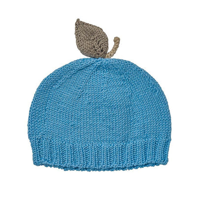 Acorn Blueberry Beanie - Annie and Islabean
