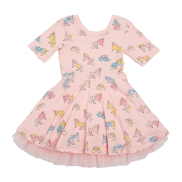 The Eloise Dress - Rainbow