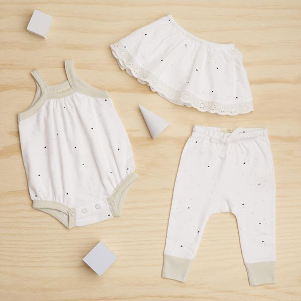 Twinkle Twinkle Skirt With Bloomer