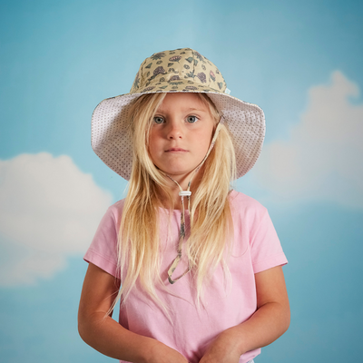 Acorn Banksia Floppy Hat - Annie and Islabean