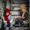 Acorn Campside Beanie Red, Acorn Kids - Annie and Islabean