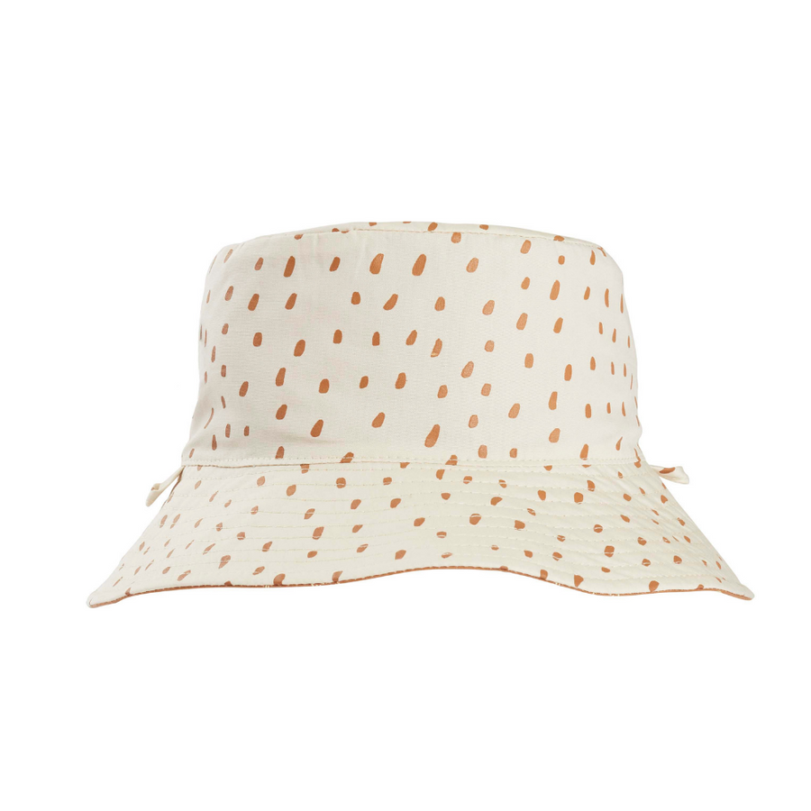 Acorn Sloth Reversible Bucket Hat