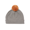 Acorn The Paradise Beanie Grey - Annie and Islabean