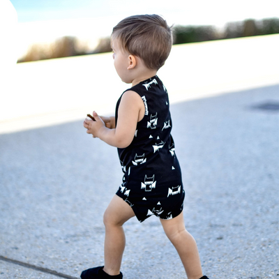 Badass Bodysuit, Little Lords - Annie and Islabean