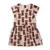 Barrel of Monkeys Dress, Littlehorn - Annie and Islabean