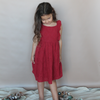 Bella and Lace Clause Carol Dress - Annie and Islabean
