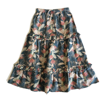 Bella and Lace Dixie Skirt - Poney Fields - Annie and Islabean