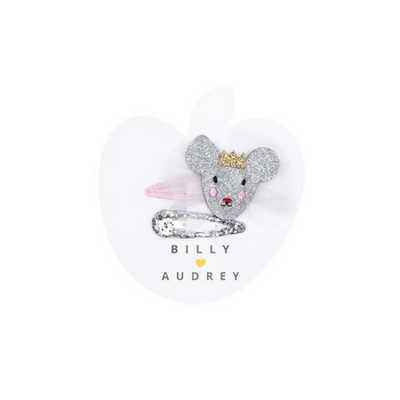 Billy Loves Audrey Princess Mouse Hair Clips - Annie and Islabean
