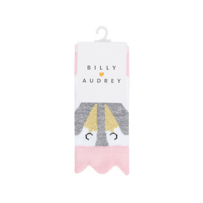 Billy Loves Audrey Swan Lake Midi Socks - Annie and Islabean