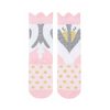 Swan Lake Midi Socks