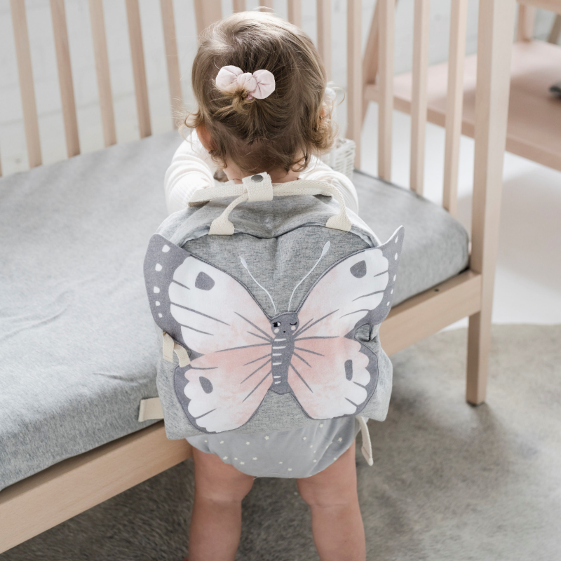 Mister Fly Butterfly Backpack - Annie and Islabean
