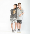 Crown Tiger Relaxed Shorts, Band of Boys - Annie and Islabean