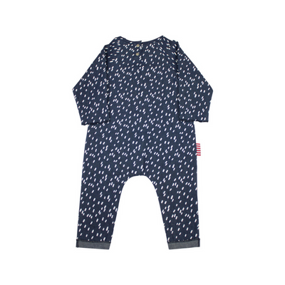Chambray Rain Romper, SOOKIbaby - Annie and Islabean