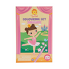 Colouring Set - Ballet, Tiger tribe - Annie and Islabean